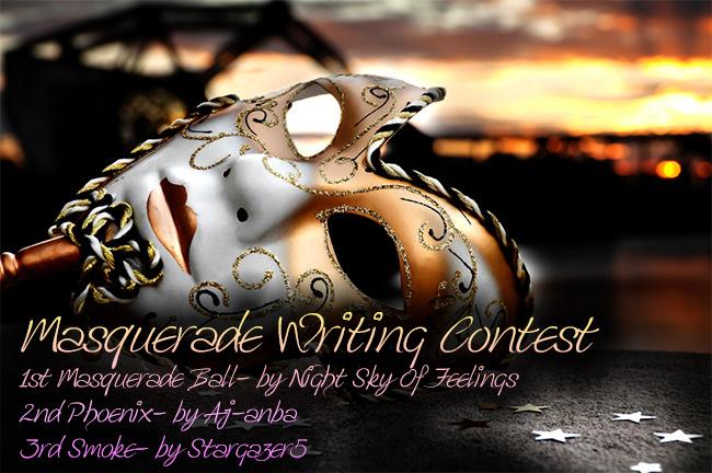 masquerade-writing