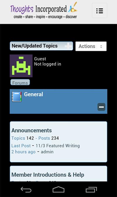mobile-forum